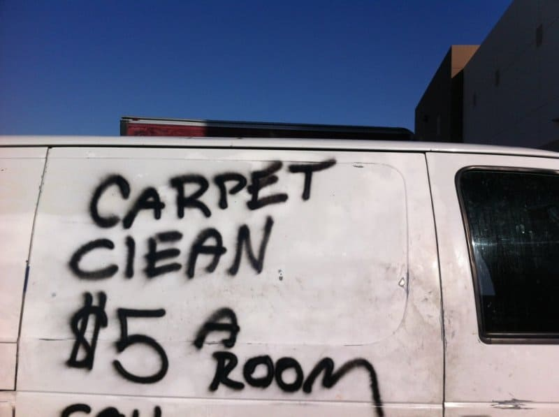 Beware Of Low Priced Carpet Cleaners All Shine Cleaning